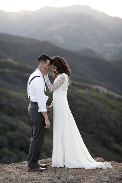 Rustic California Wedding - with Scott Clark