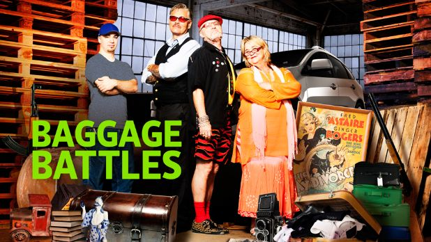 Baggage Battles, Travel Channel TV show