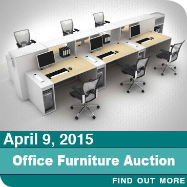 Online Only Office Furniture Auction U2013 Bankruptcy Liquidation! U2014 Nellis  Auctionu2013Las Vegas Auctions