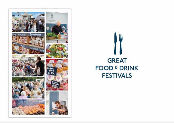 The Great Food and Drink Festival Media Opportunities 2017