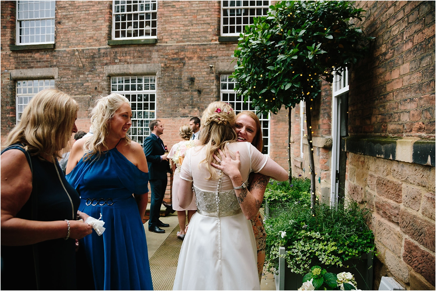 Derby Wedding Photography at The West Mill - Charlee & Jamie ...