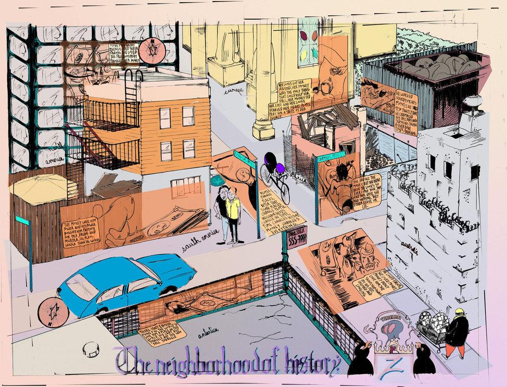 The Neighborhood of History