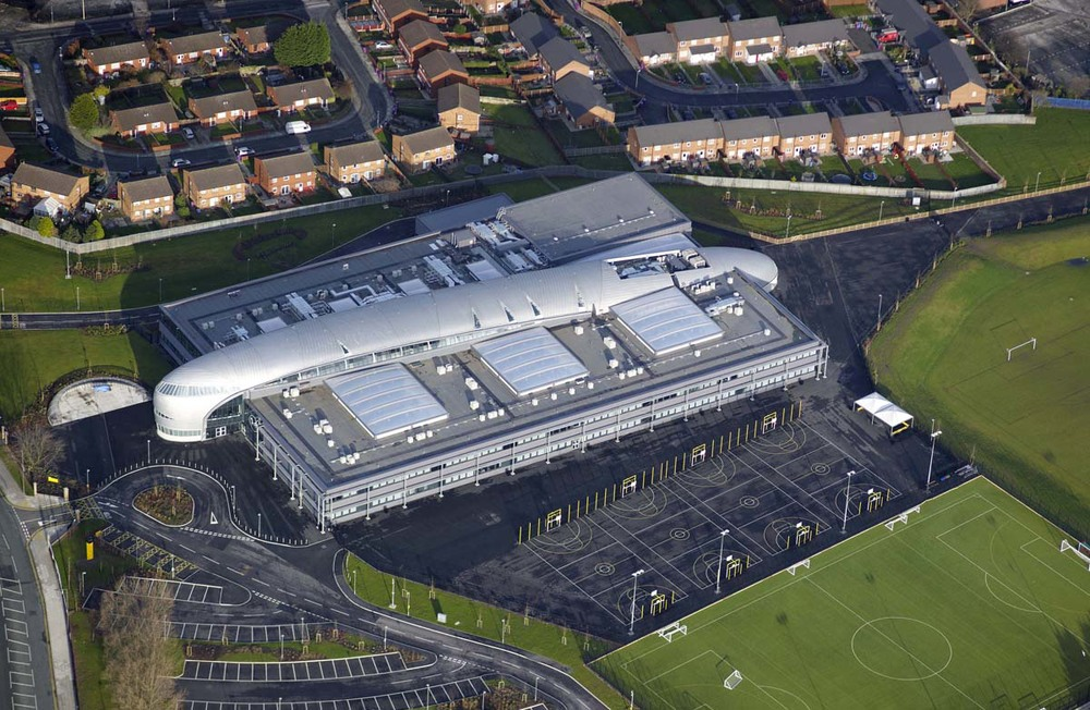 New Academy Liverpool for Wates Construction