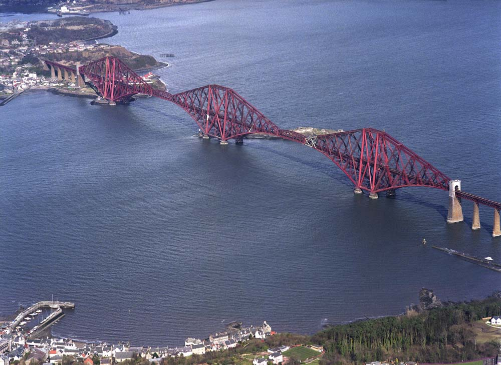 Forth Bridge for Library