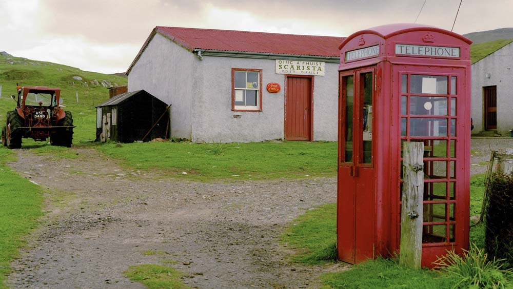 Post Office Scarista Isle of Harris