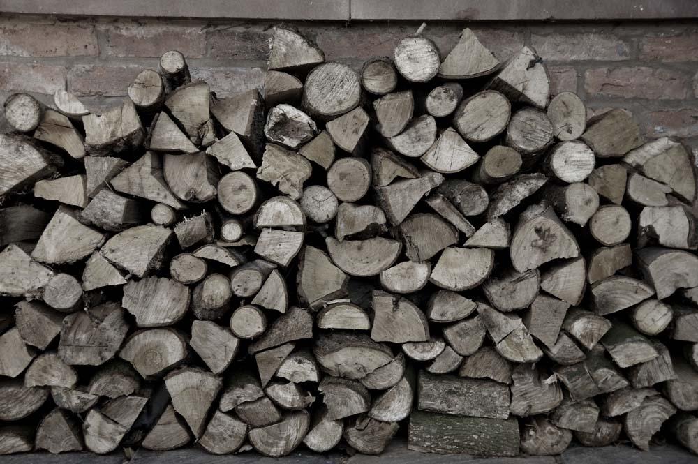 Tidy Log Pile