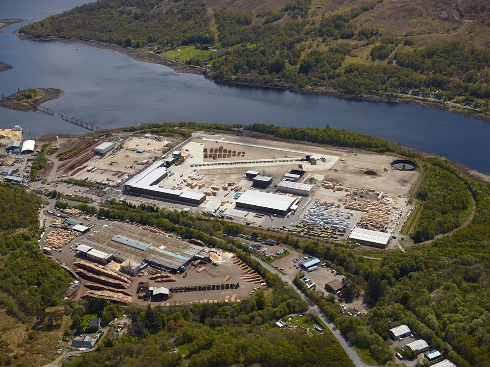 Timber Factory Fort William