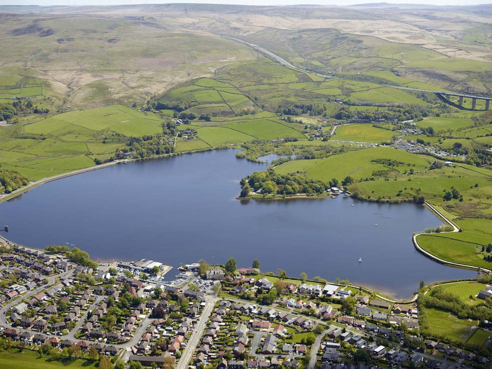 Hollingworth Lake Rochdale for new exhibition display
