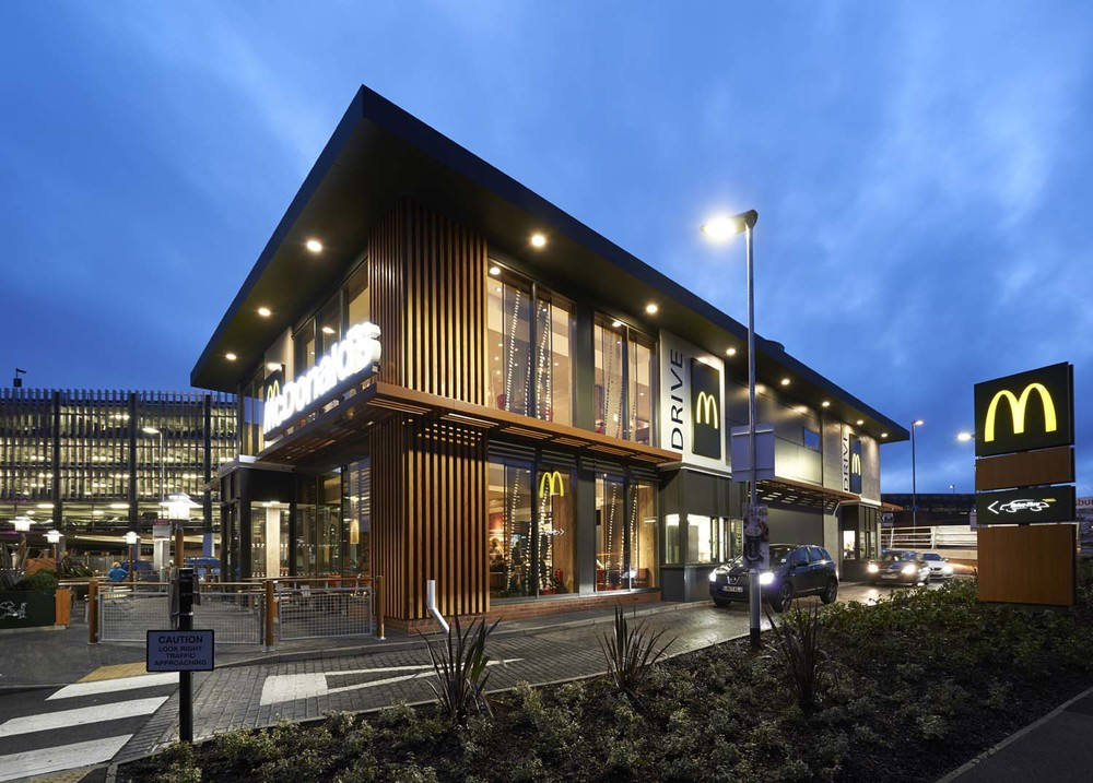 McDonalds High Wycombe for Elliott Group