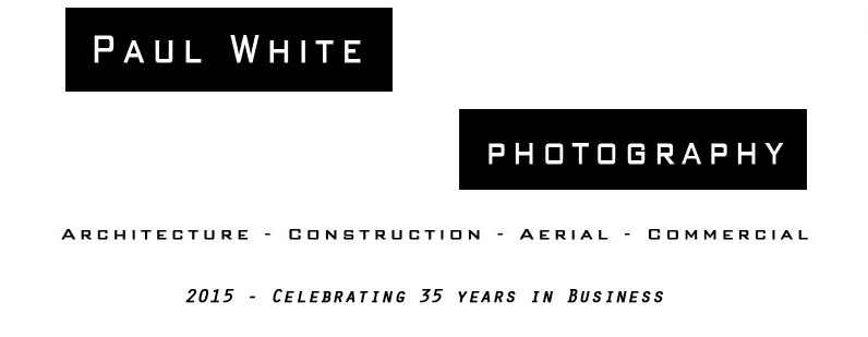 Fees — Paul White Photography - Architectural - Construction -Aerial