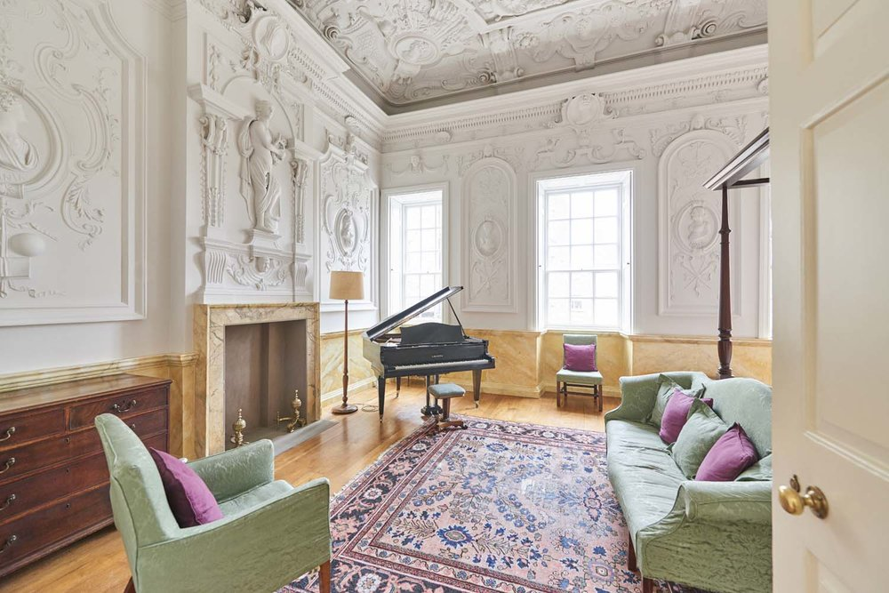 Music Room Lancaster for Johnstones Paints