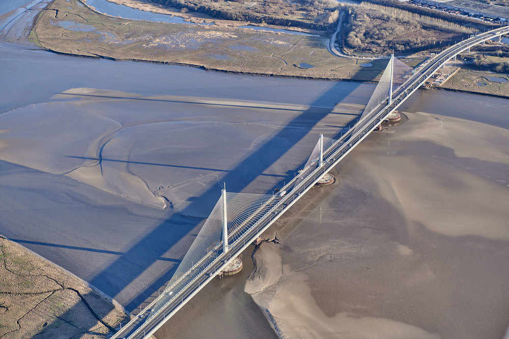 Mersey Gateway Runcorn for Knight Architects