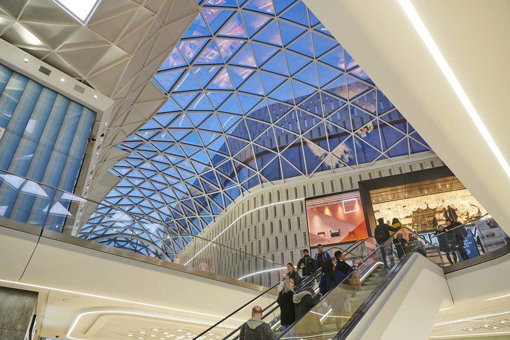 Westfield London for Westfield Europe plc