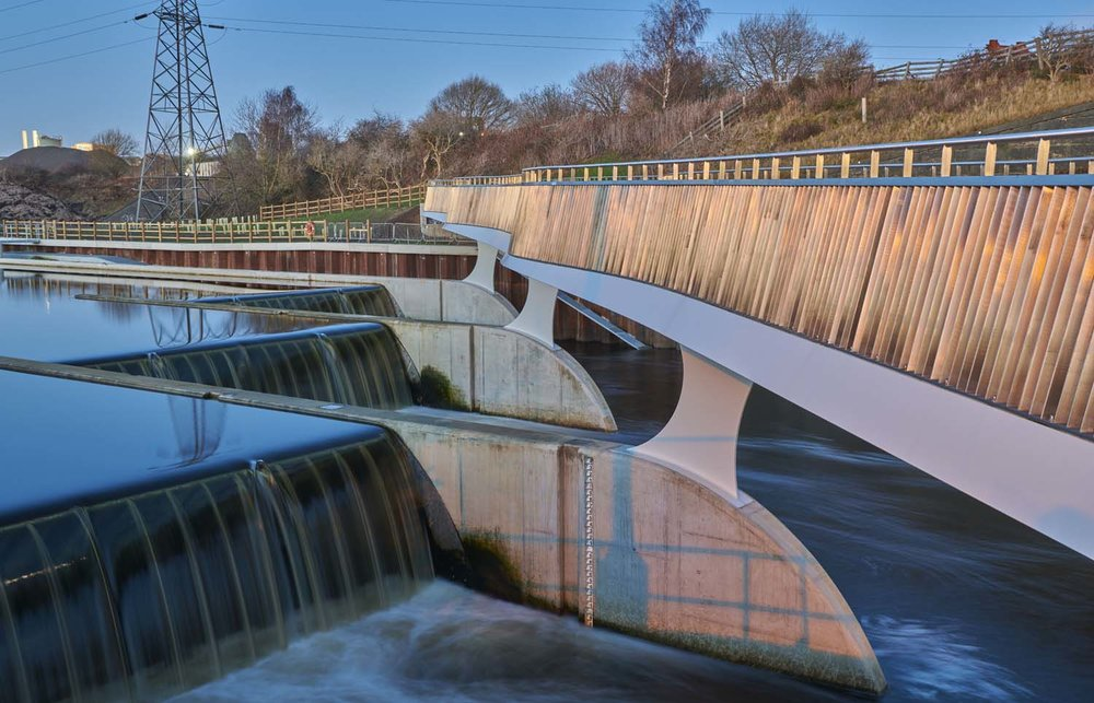 Flood Alleviation Leeds for Knight Architects