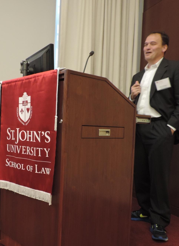 Professor Brett Frischmann