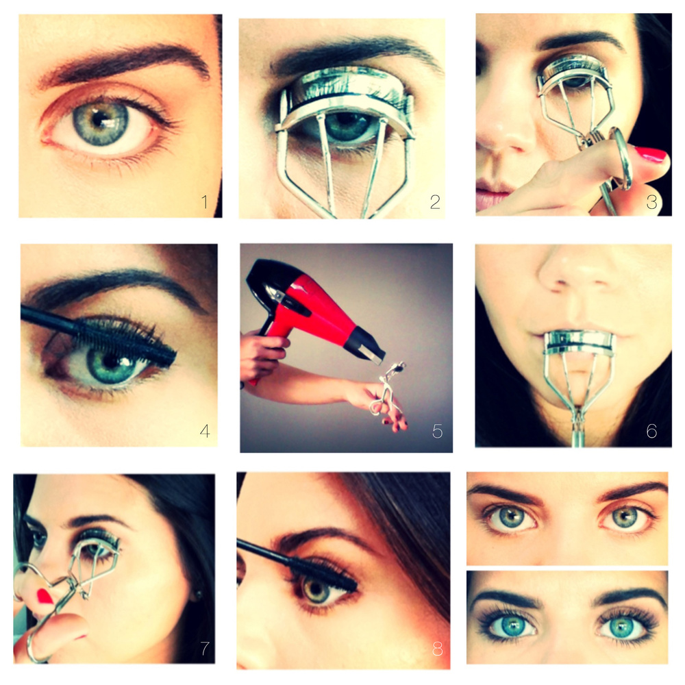 THE ONLY EYE LASH TUTORIAL YOU WILL EVER NEED � The Asylum