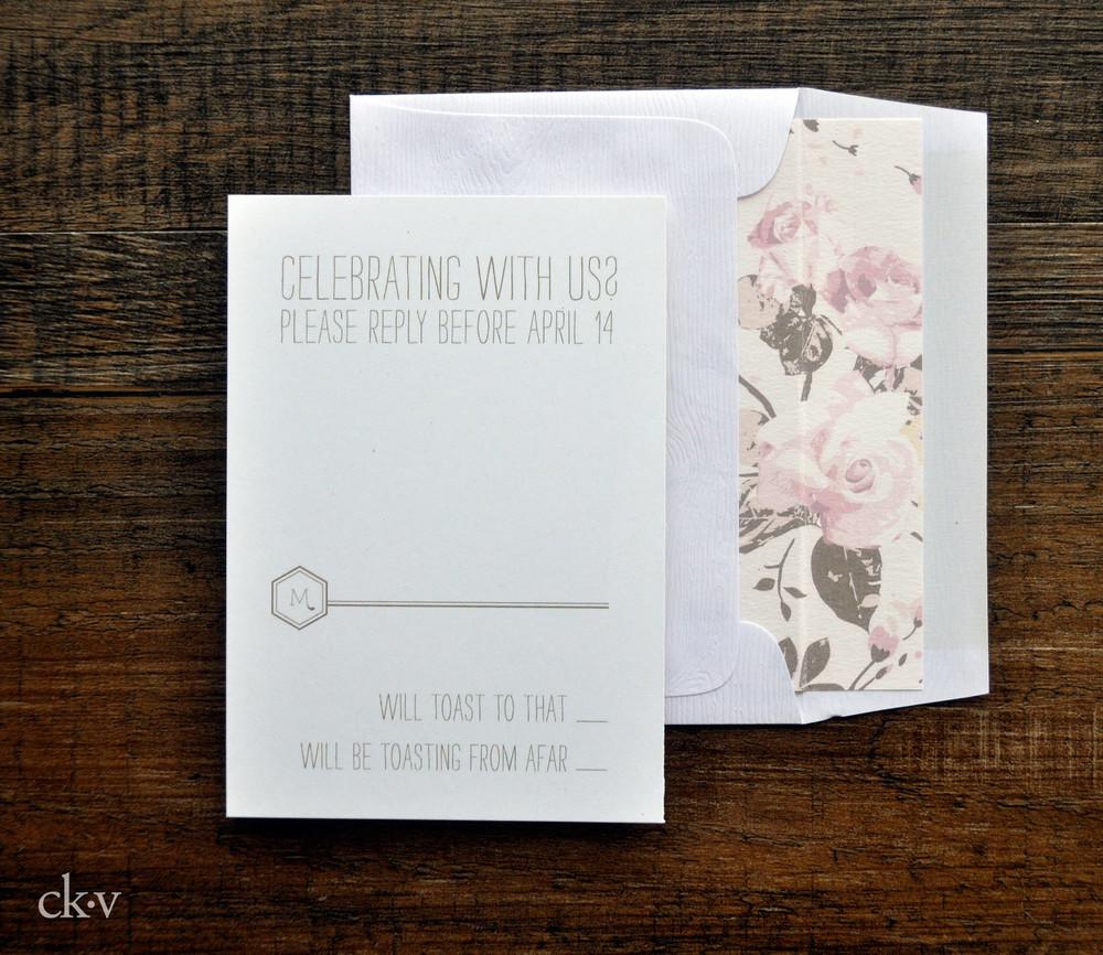 hipster barn wedding invitations