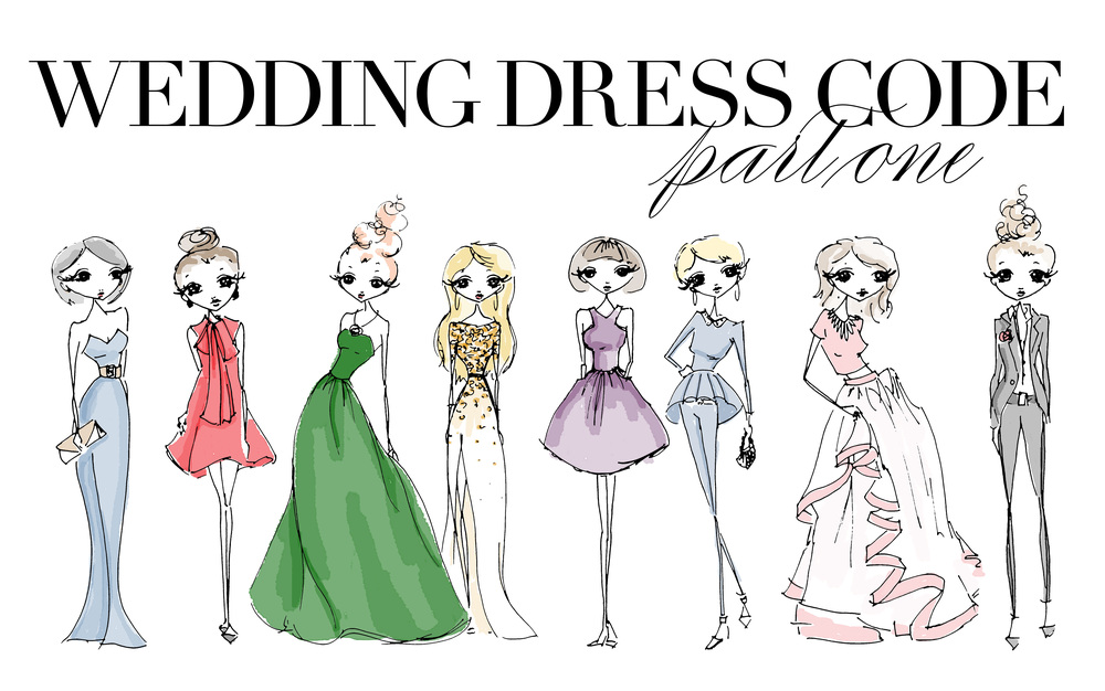 Wedding dress code part one the asylum wedding dress code part one junglespirit Images