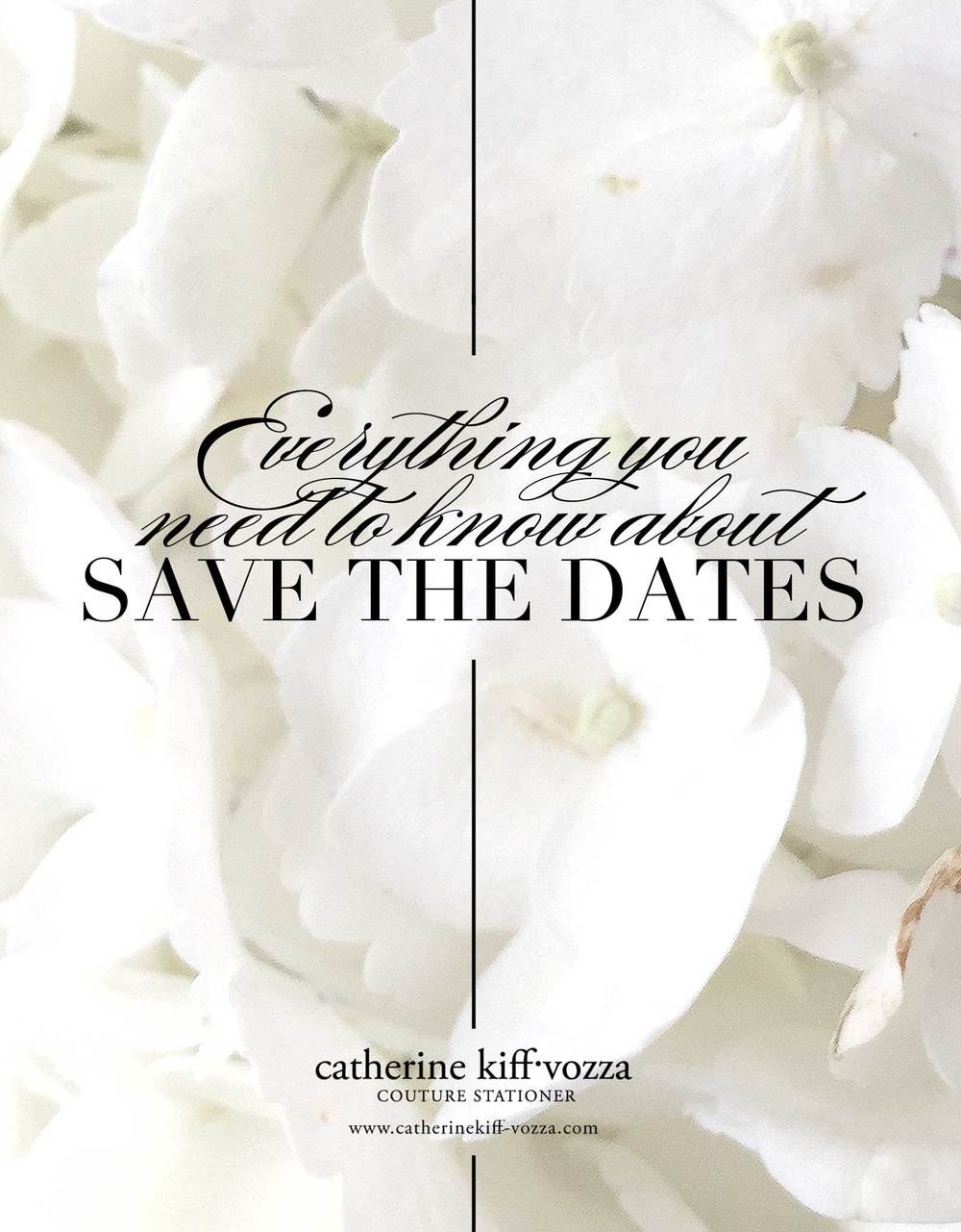Everythin you need to know about Save the Dates