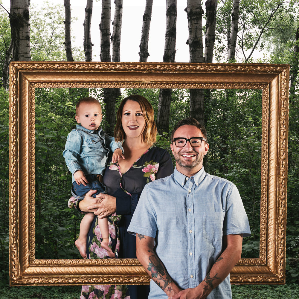 Las Vegas Family Portraits Heather Byington Photography
