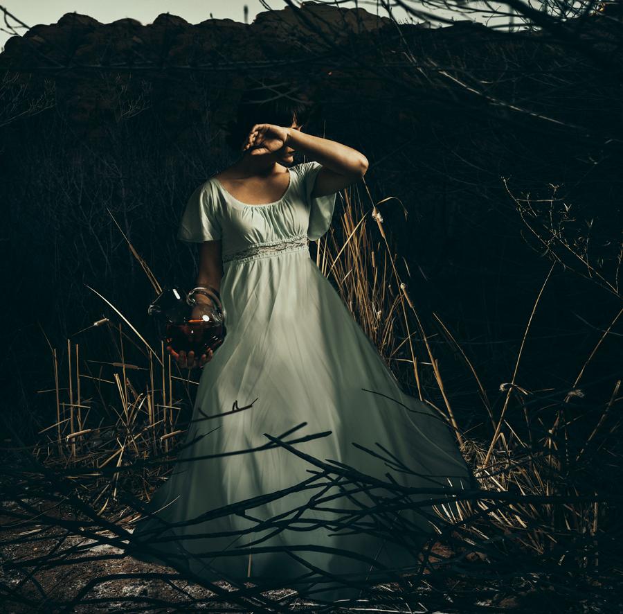 DESERT LAS VEGAS CONCEPTUAL FINE ART PHOTOGRAPHY HEATHER BYINGTON