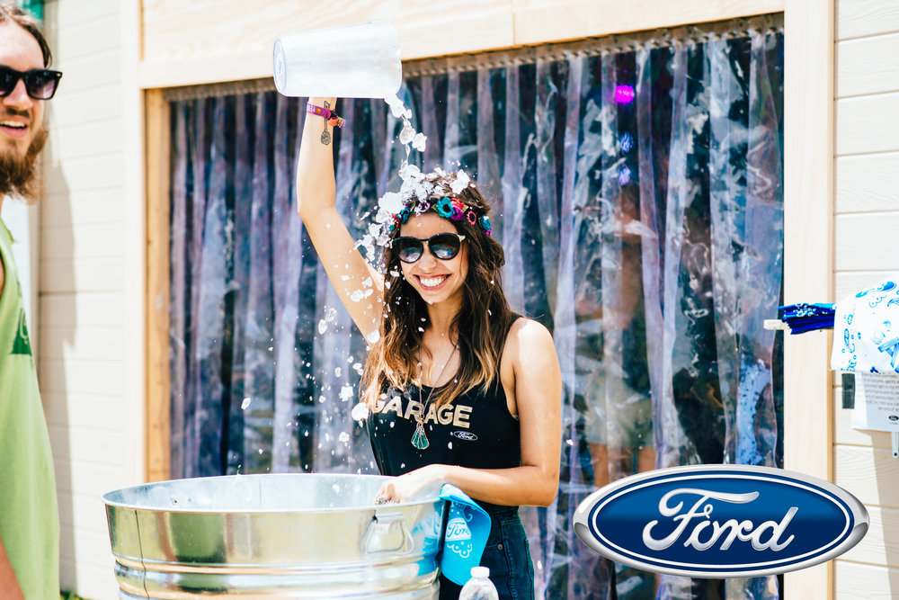 FORD - Bonnaroo Music Festival 2014 & 2015