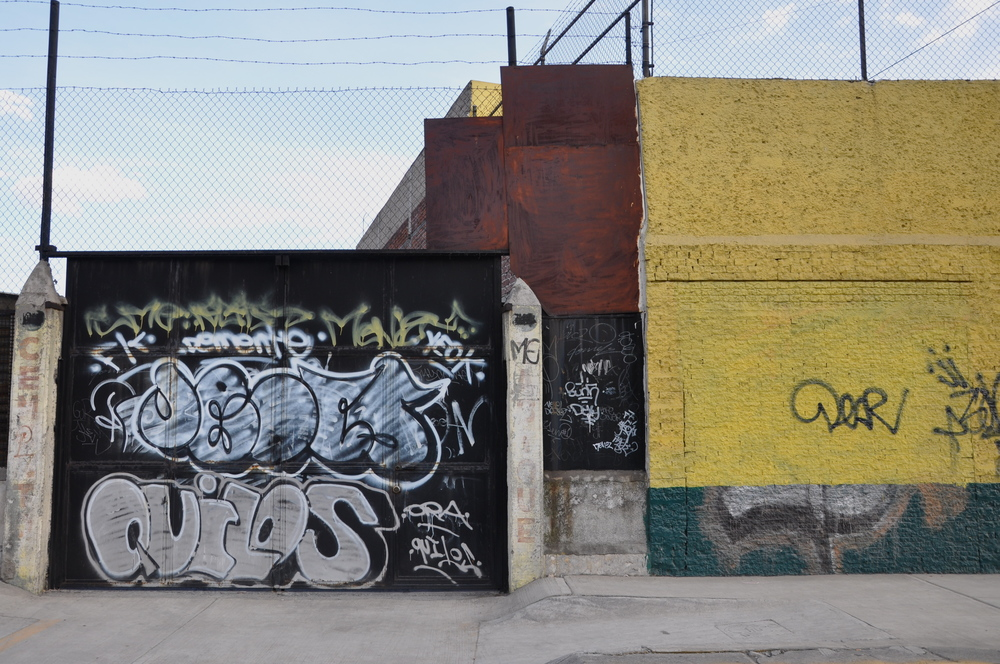 La Pared, Mexico City, DF