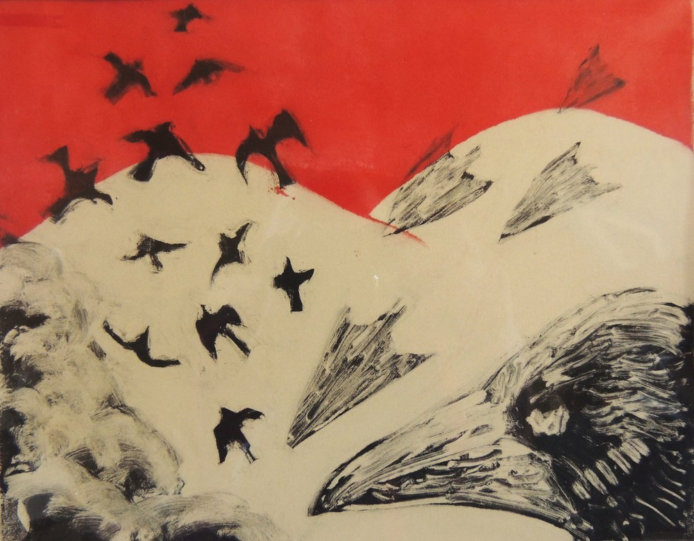 Drones and Crows/Sold