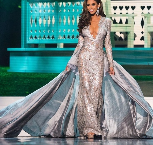 Miss Nevada USA: Top 5 Miss USA 2015