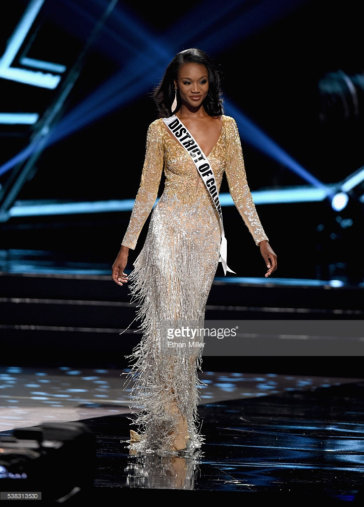 Miss District of Columbia: Miss USA 2016