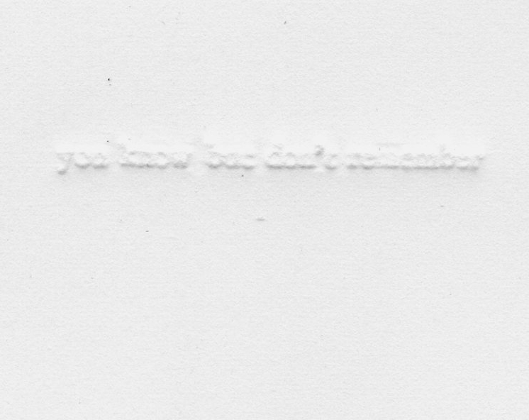 letterpress/digital  dimensions vary  2016