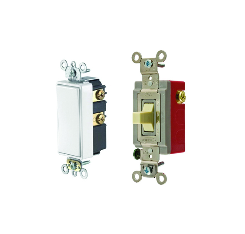 STD 4-Wire Wall Switches