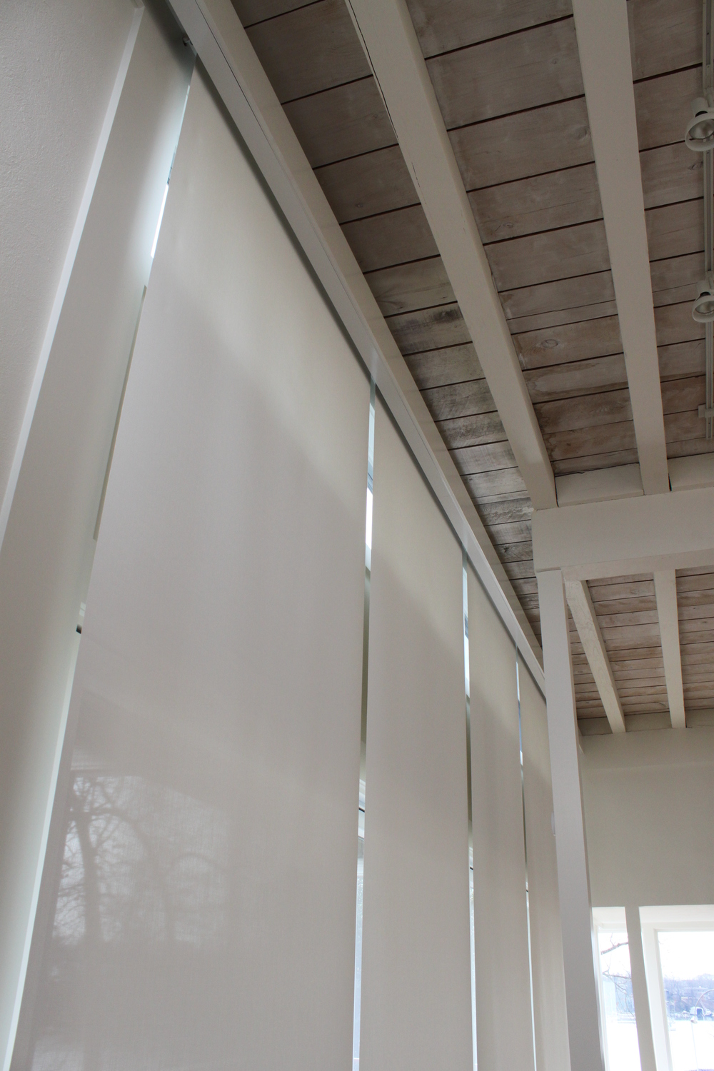 crown motorized roller shades