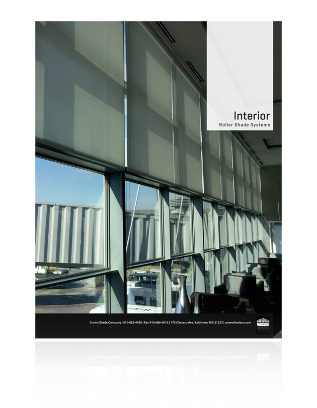 Download the new 2017 Interior Roller Shade Book