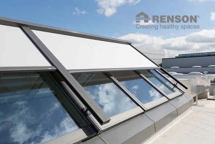 Renson By Crown TopFix Skylight Shades