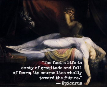 Epicurus and Fuseli with Hypnotherapist in Central London image