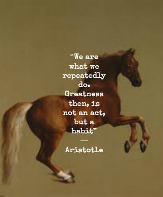 Aristotle and George Stubbs