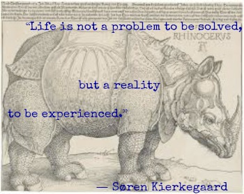 Soren Kierkegaard an Albrecht Durer  with Hypnotherapist in Central London Image