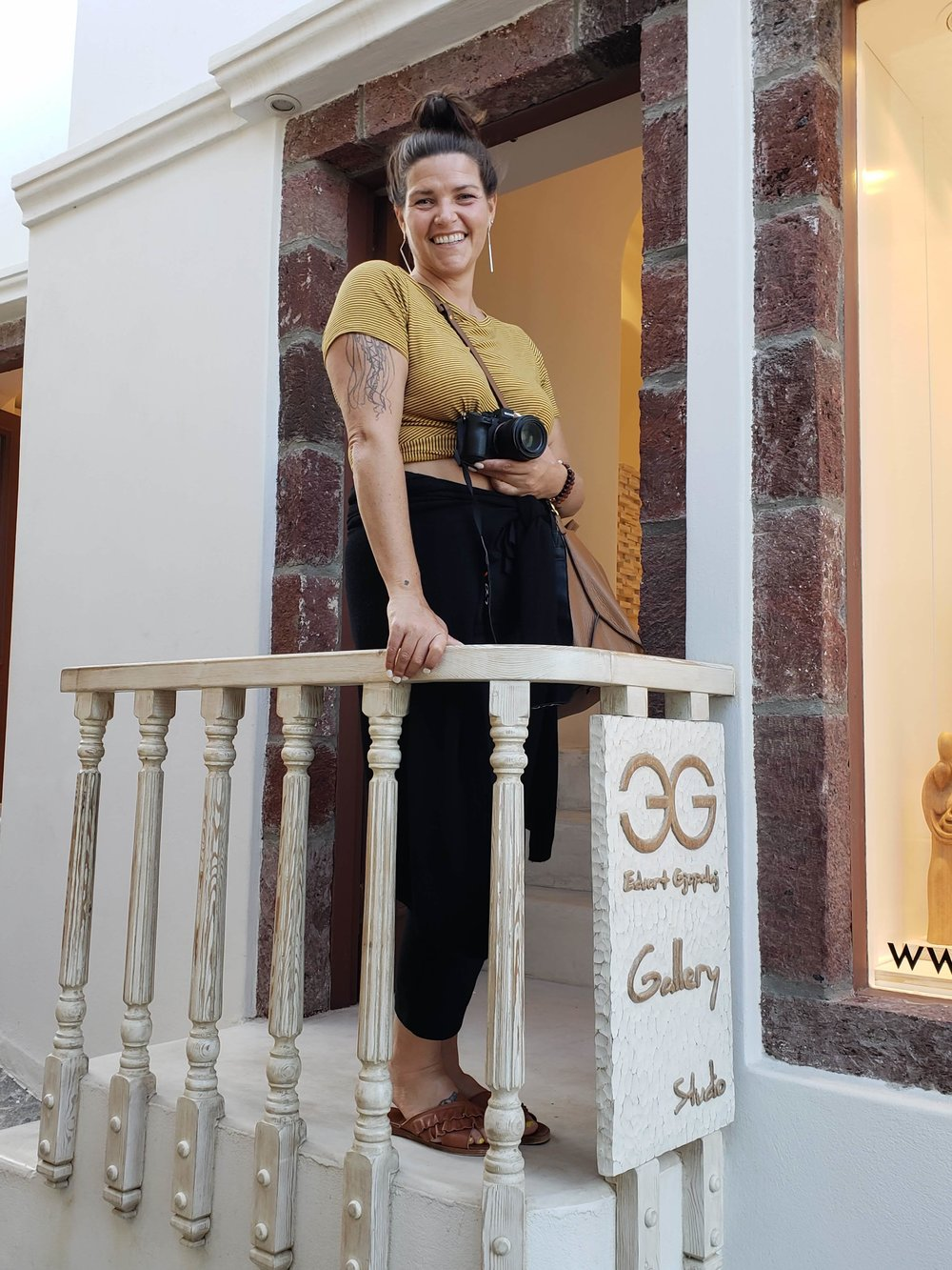 Photographer. - Yoga Instructor. Travel Expert.