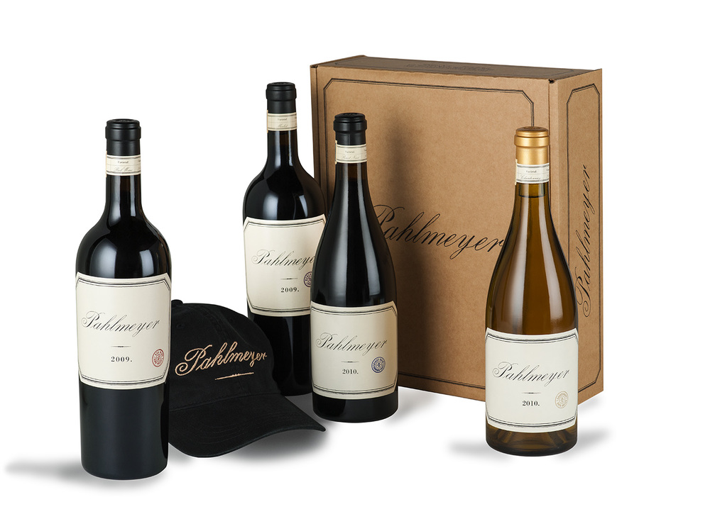 Pahlmeyer Wine Selection