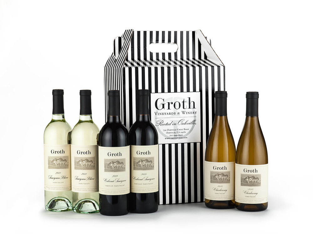 Groth 6 bottle Carrier