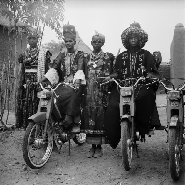 a—fri—ca :     ' Les Peuls de ma région de Sikasso', Mali - © Mory Bamba