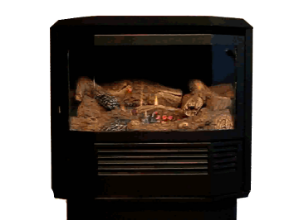 Mantis Fireplace