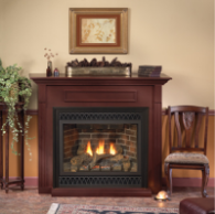 Vented and Vent Free Fireplaces