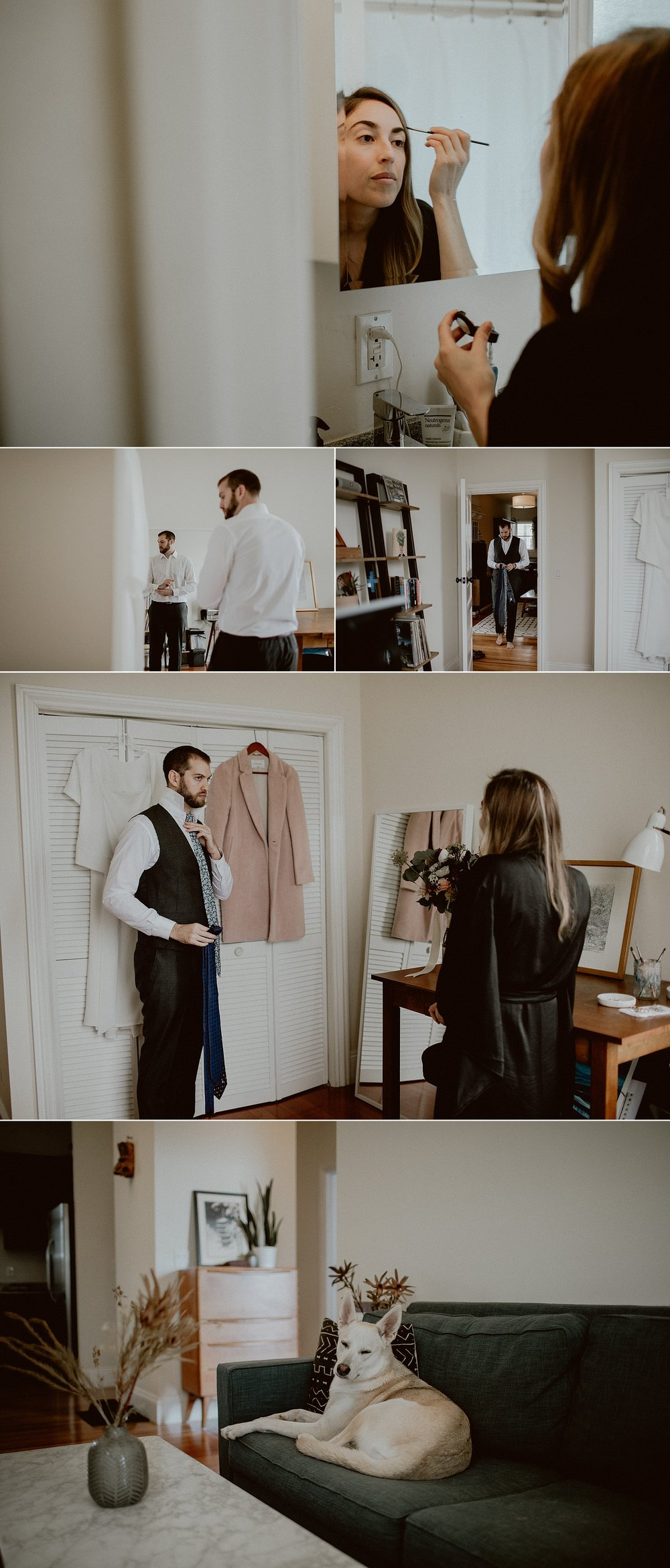 Intimate San Francisco City Hall Wedding | Gretchen Gause Photography #theknotwedding #sfcityhallwedding #sfwedding #sfweddingphotographer #sfelopement #intimatewedding #cityhallwedding