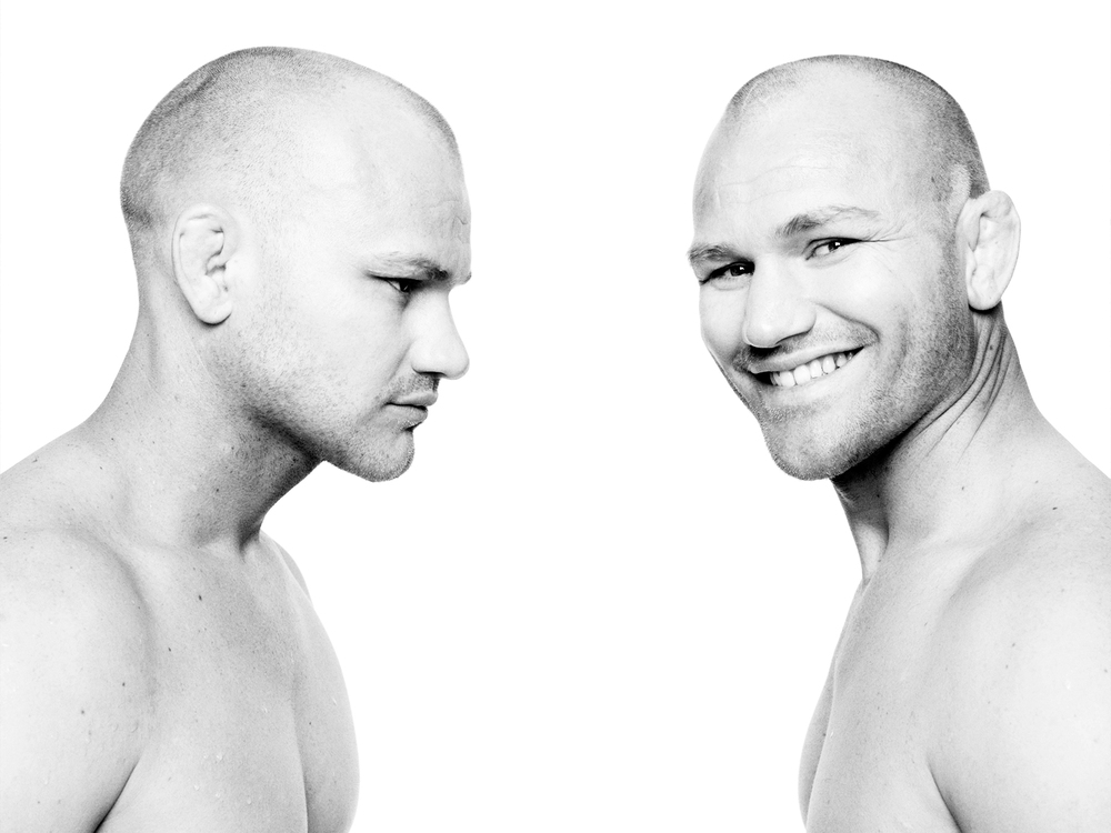 MARTIN KAMPMANN - UFC FIGHTER
