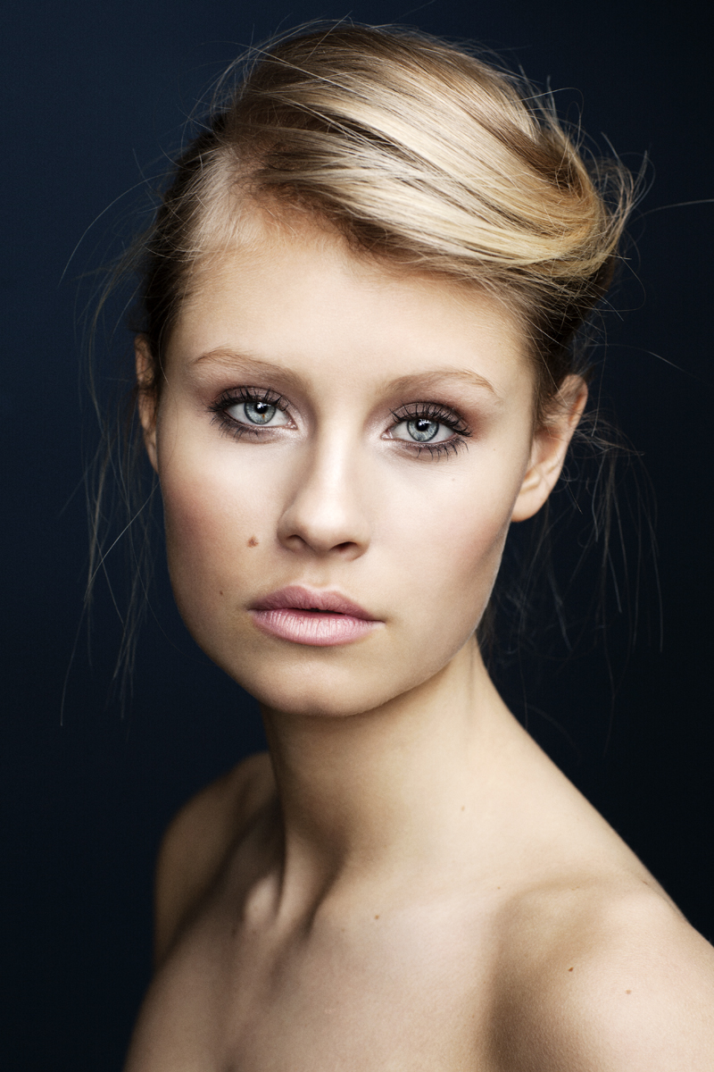 MATHILDE / UNIQUE MODELS DENMARK - MAKEUP: GITTE SAMSØE