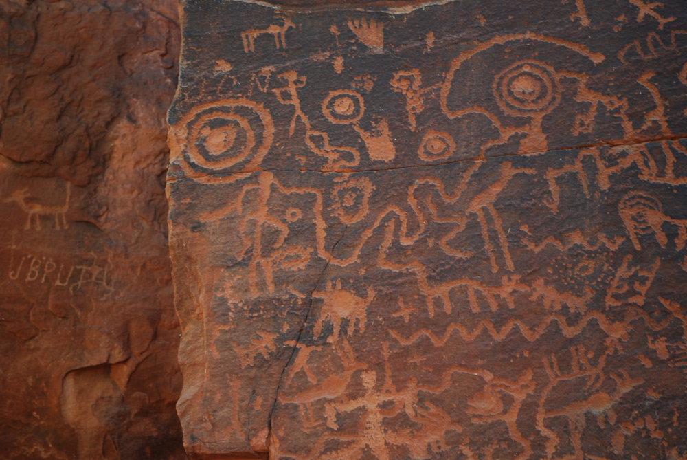 VBarV Ranch Petroglyphs