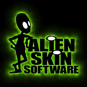 Alien Skin Logo - Green Glow.png