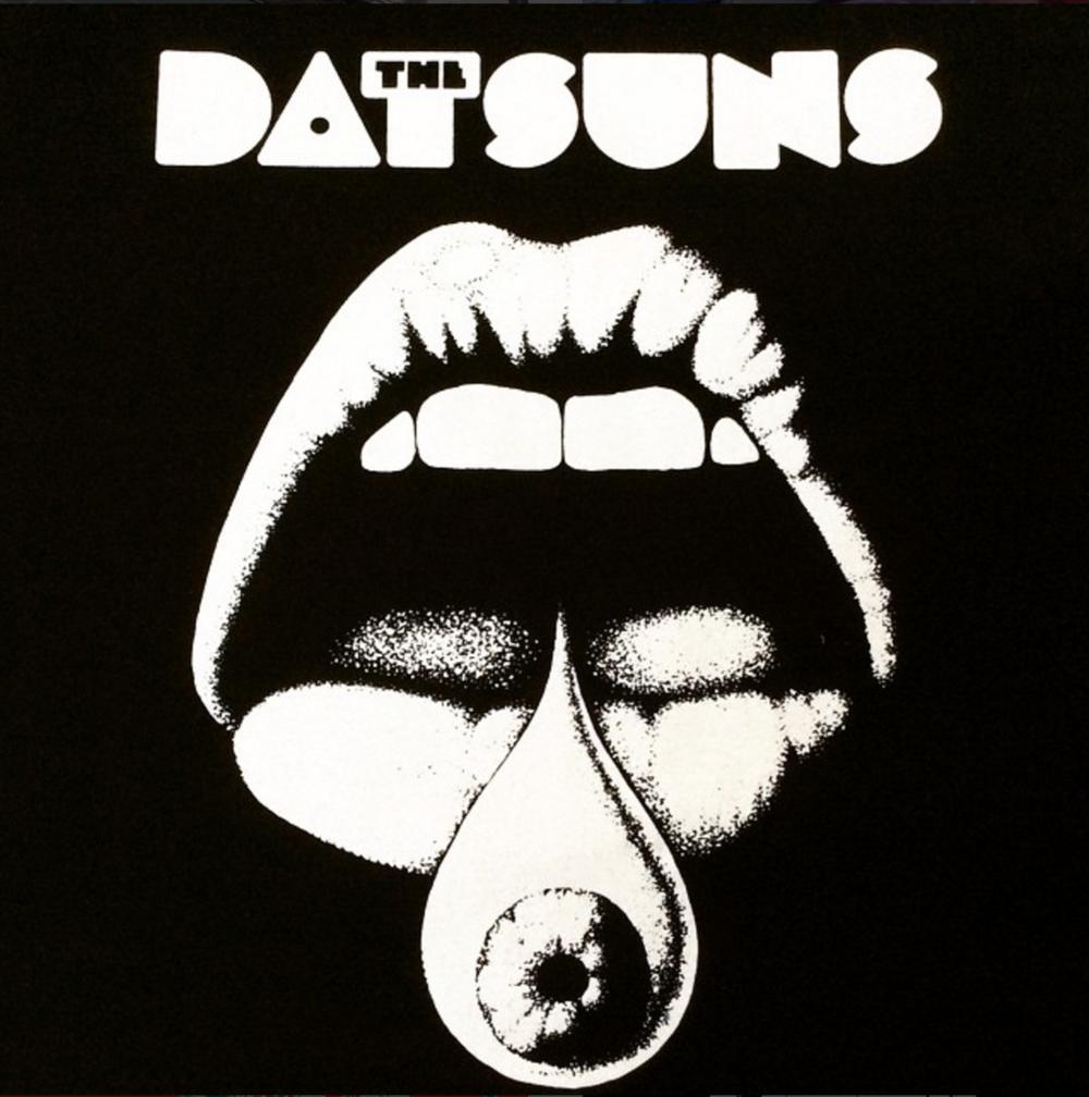 The Datsuns 1clr print
